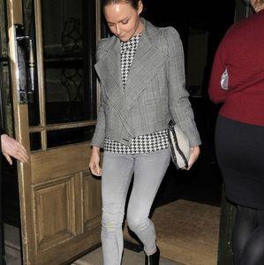 Stella McCartney Jeans Light Washed Grey Sz 25